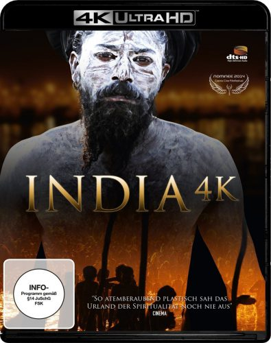 India 4k Blu-ray Review Cover