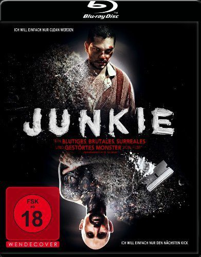 Junkie Blu-ray Review Cover