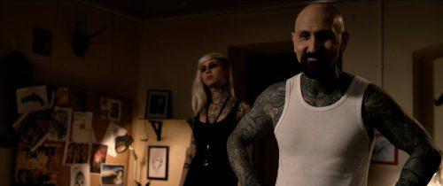 Killer Ink - dein erstes Tattoo wirst du nie vergessen Blu-ray Review Szene 4