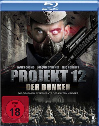 Projekt 12 Der Bunker Blu-ray Review Cover