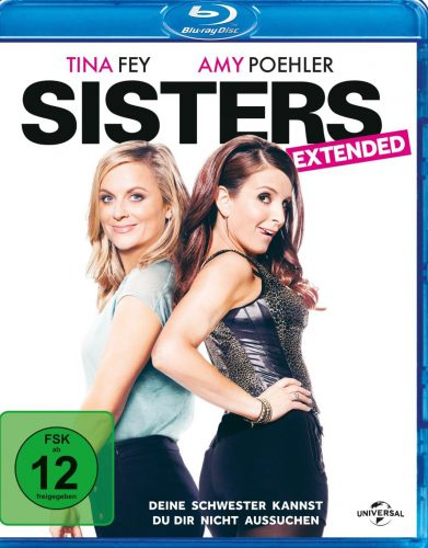 Sisters Extended Edition Blu-ray Review Cover