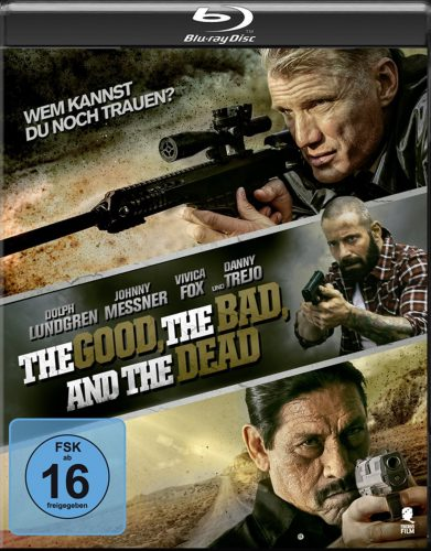 The Good the Bad and the dead Blu-ray Review Cover