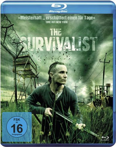 The Survivalist Blu-ray Review Cover