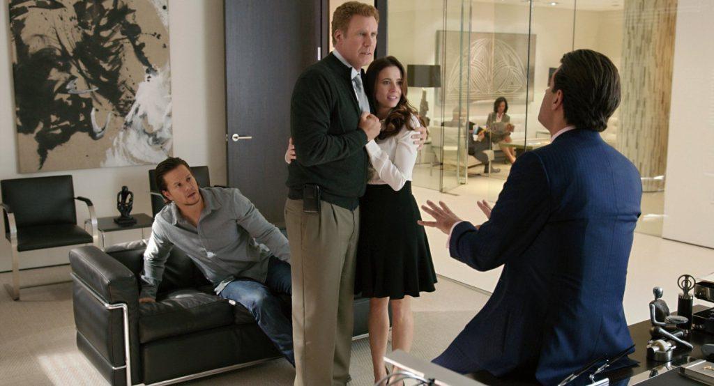 daddy's home - ein vater zu viel Blu-ray Review Szene 1