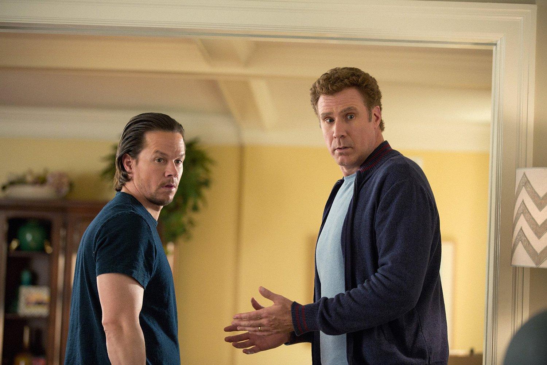 Daddy's Home Blu-ray Review, Rezension, Kritik, Bewertung