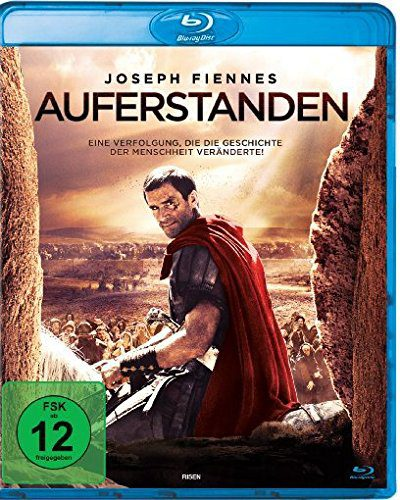Auferstanden - Risen Blu-ray Review Cover