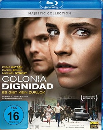 Colonia Dignidad Blu-ray Review Cover