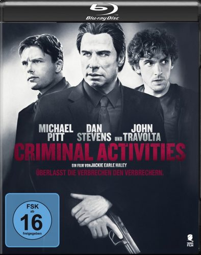 Criminal Activities - Lasst das Verbrechen den Verbrechern Blu-ray Review Cover