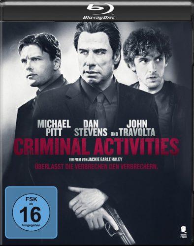 Criminal Activities - Lasst das Verbrechen den Verbrechern Blu-ray Review Cover