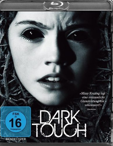 Dark Touch Blu-ray Review Cover