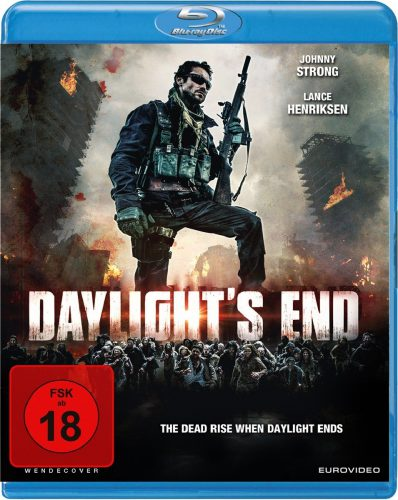 Daylight's End Blu-ray Review Cover