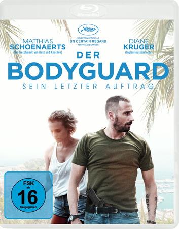 Der Bodyguard - Sein letzter Auftrag Blu-ray Review Cover