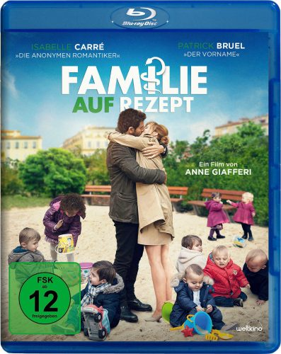 Familie auf Rezept Blu-ray Review Cover