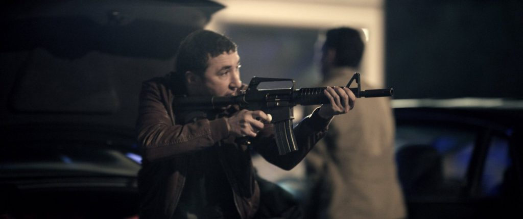 Fast Convoy - Tödlicher Transport Blu-ray Review Szene 2