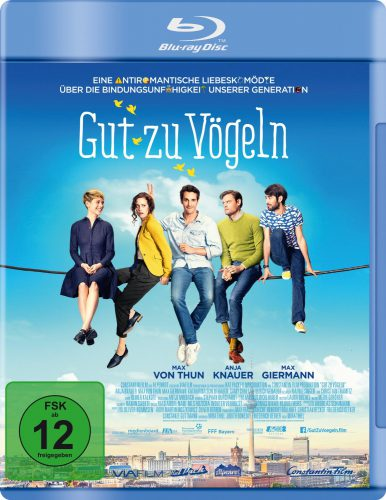 Gut zu Vögeln Blu-ray Review Cover