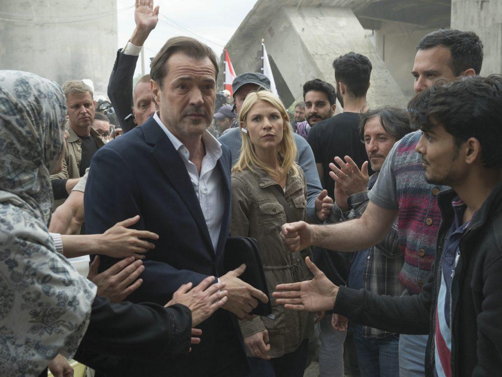 Homeland - die komplette fünfte Staffel Season 5 Blu-ray Review Szene 7