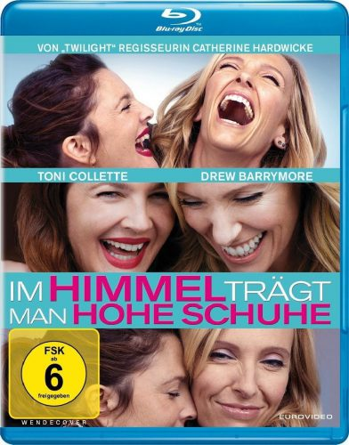 Im Himmel trägt man hohe Schuhe Blu-ray Review Cover