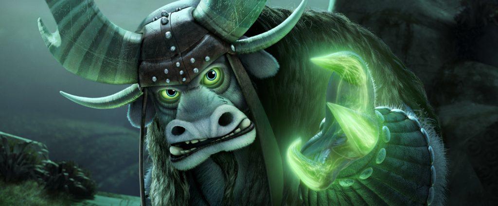 Kung Fu Panda 3 3D Blu-ray Review Szene 2