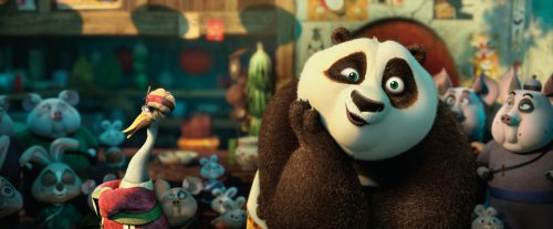 Kung Fu Panda 3 3D Blu-ray Review Szene 3