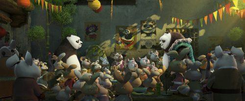 Kung Fu Panda 3 3D Blu-ray Review Szene 4