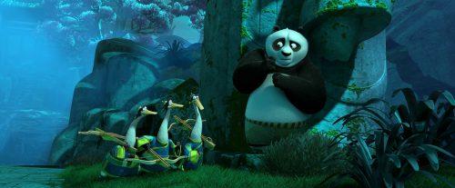 Kung Fu Panda 3 3D Blu-ray Review Szene 8