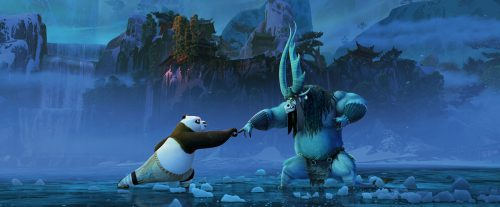 Kung Fu Panda 3 3D Blu-ray Review Szene 9