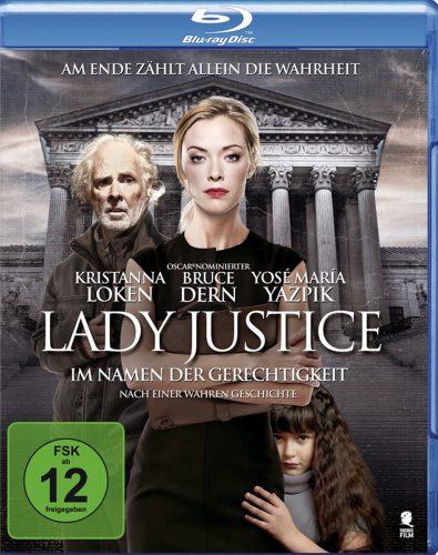 Lady Justice - Im Namen der Gerechtigkeit Blu-ray Review Cover