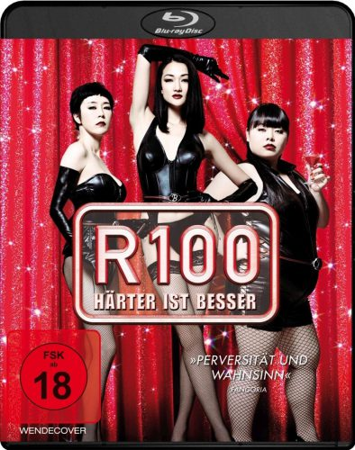 R100 - Härter ist besser Blu-ray Review Cover