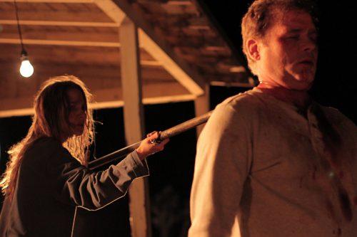 Rache - Bound to Vengeance Uncut Blu-ray Review Szene 1