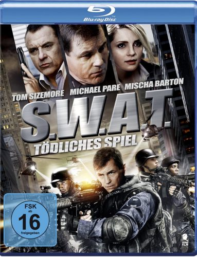 S.W.A.T. - Tödliches Spiel Blu-ray Review Cover