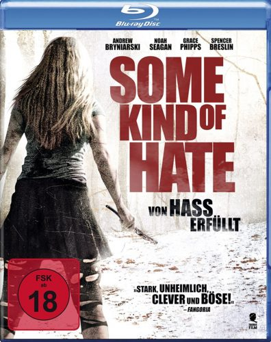 Some Kind of Hate - Vom Hass erfüllt Blu-ray Review Cover
