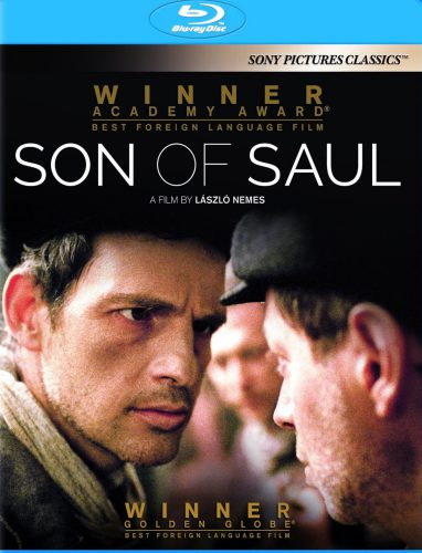 Son of Saul - Saul Fia Blu-ray Review Cover