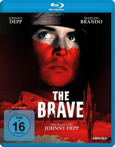 The Brave Blu-ray Review Cover
