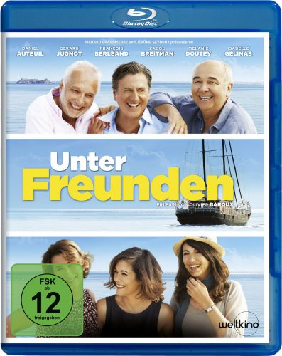 Unter Freunden Blu-ray Review Cover