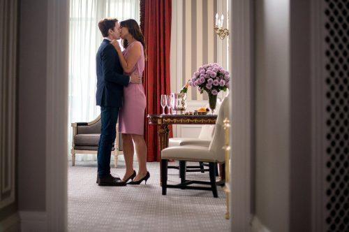 Von 5 bis 7 - eine etwas anderes Liebesgeschichte Blu-ray Review Szene 5