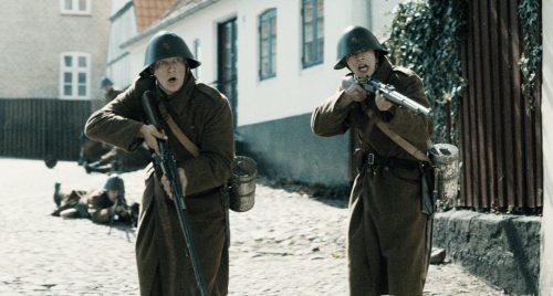 9. April - Angriff auf Dänemark Blu-ray Review Szene 1