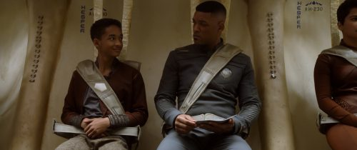 After Earth Blu-ray Review Szene 1