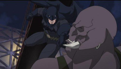 Batman Bad Blood Blu-ray Review Szene 4