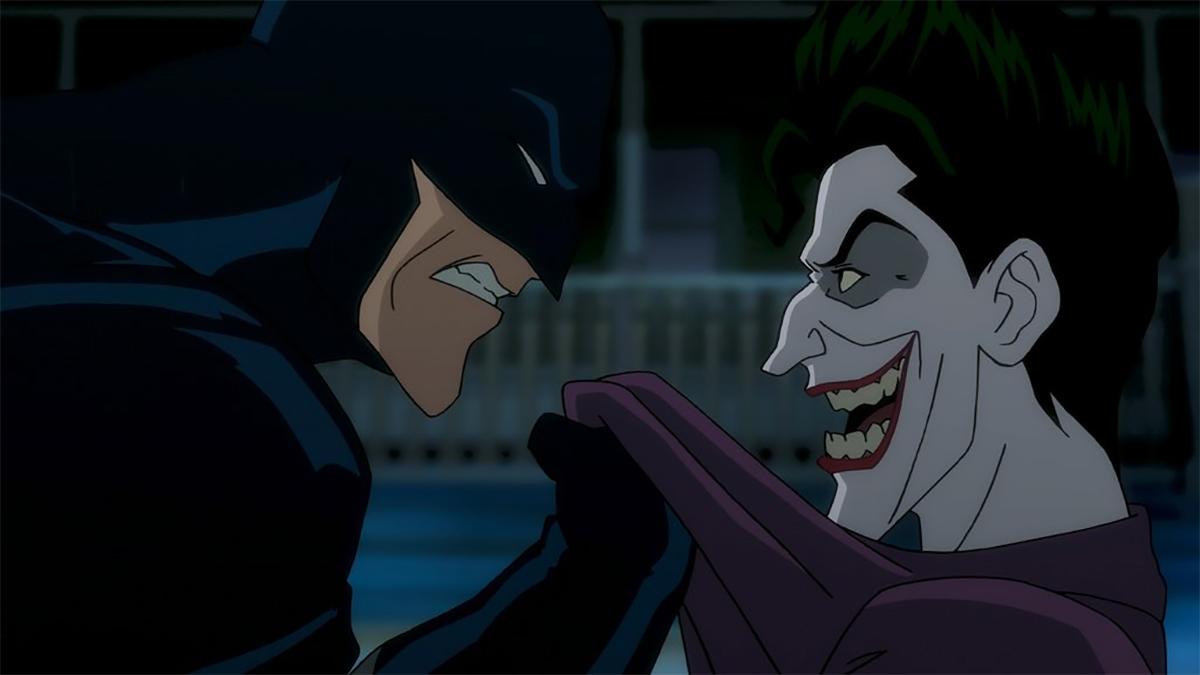 Batman Animierte Filme