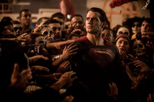Batman v Superman Dawn of Justice Blu-ray UHD 4K Review Szene 6