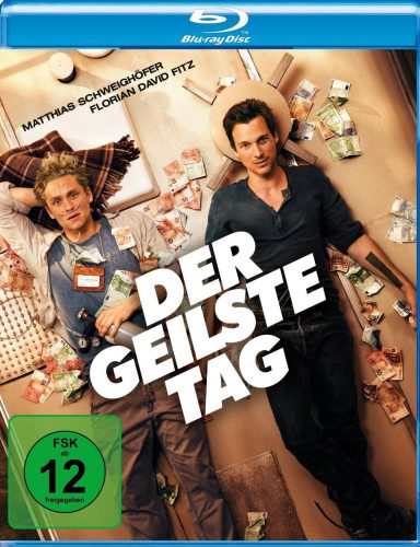 Der geilste Tag Blu-ray Review Cover