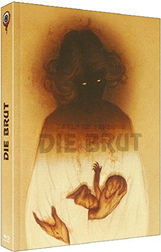 Die Brut Limited Collector's Edition #3 Blu-ray Review Cover