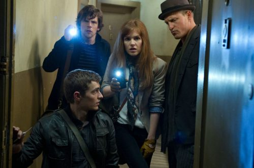 Die Unfassbaren - Now You See Me Blu-ray Review Szene 2