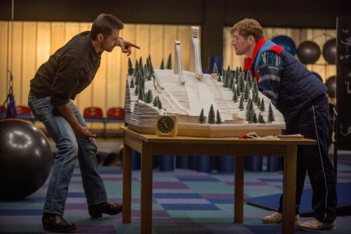 Eddie the Eagle - Alles ist möglich Blu-ray Review Szene 3