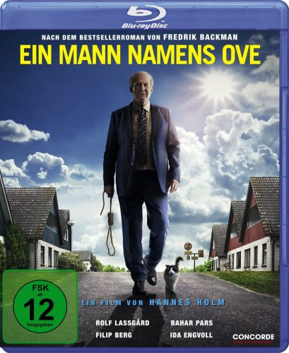 Ein Mann namens Ove Blu-ray Review Cover
