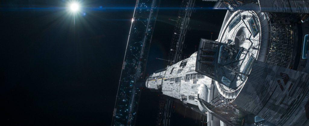 Elysium Blu-ray Review Szene 5