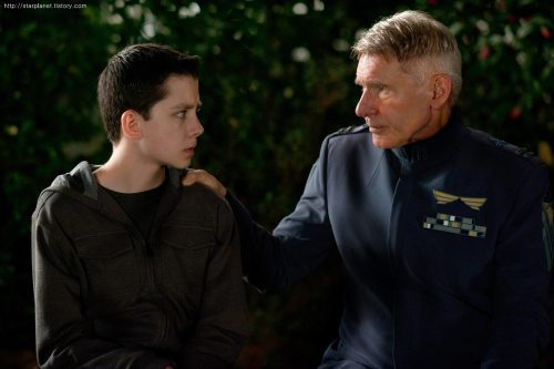Ender's Game Blu-ray Review Szene 1