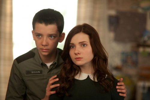 Ender's Game Blu-ray Review Szene 2