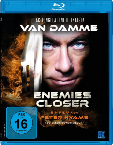 Enemies Closer Blu-ray Review Cover
