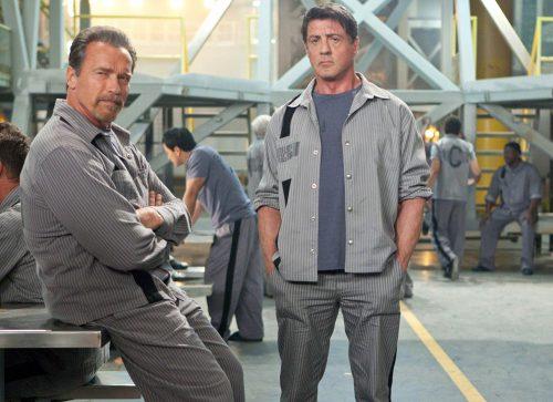 Escape Plan - Flieh oder Stirb Blu-ray Review Szene 3